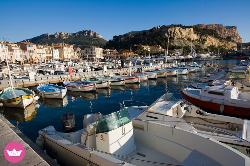 location de bateaux à Cassis