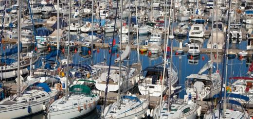 Port pontons