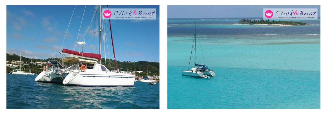 une location de bateaux aux antilles pour vos vacances de