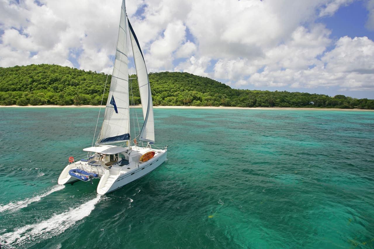 Location de bateaux aux Antilles