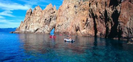 Réserve naturelle de Scandola - Corse du sud