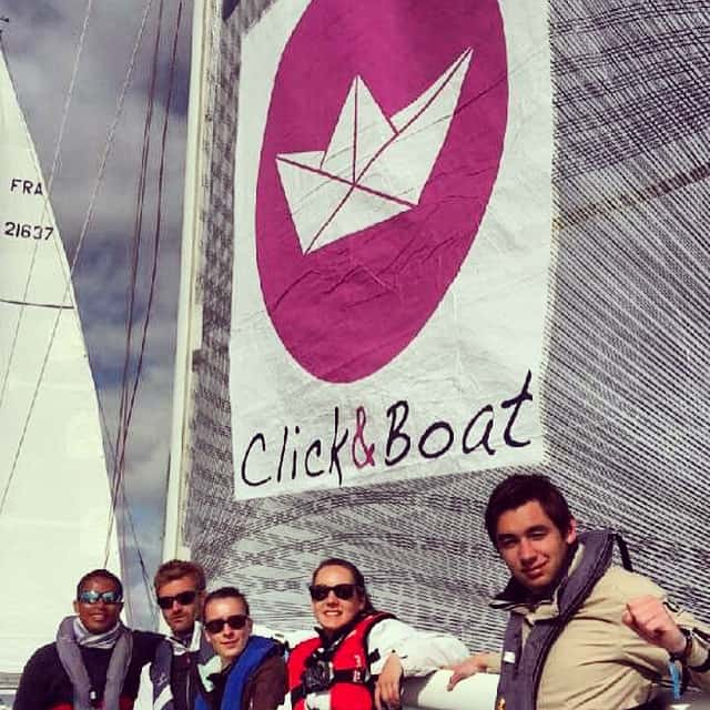 Equipage CCE Click & Boat