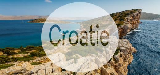 Croatie C&B recadré