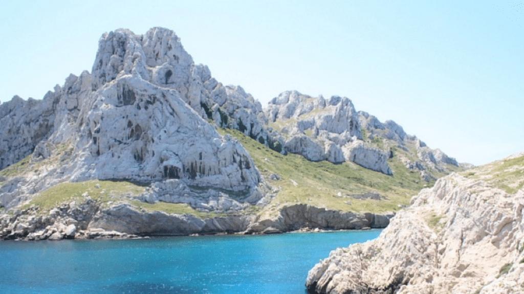La baie des Singes aux Goudes - Marseille