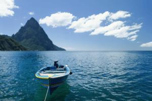 Location bateau Sainte Lucie