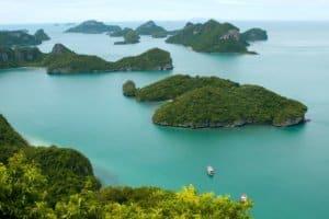 îles croatie