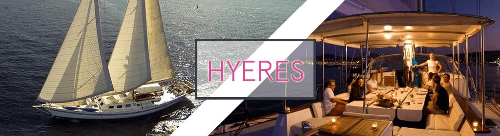 Location bateau Hyères
