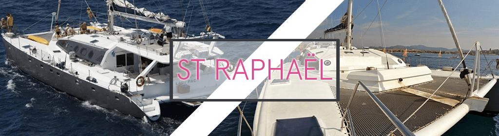 Location bateau Saint Raphaël
