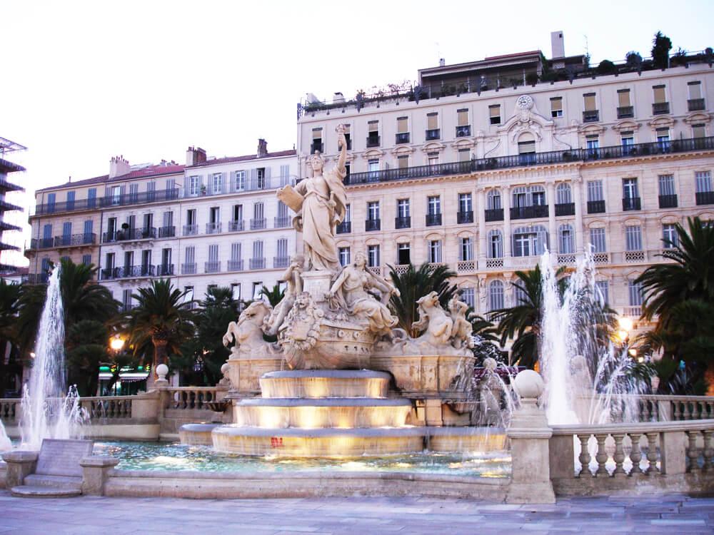 Place de la Liberte - Toulon