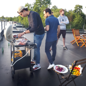 Afterwork Barbecue Click&Boat