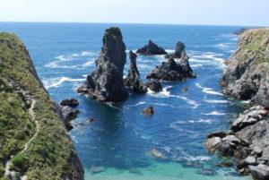 Belle-île en mer