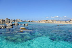 paysage île lavezzi corse
