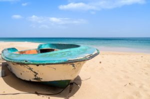 Mouiller votre bateau a Deshaies