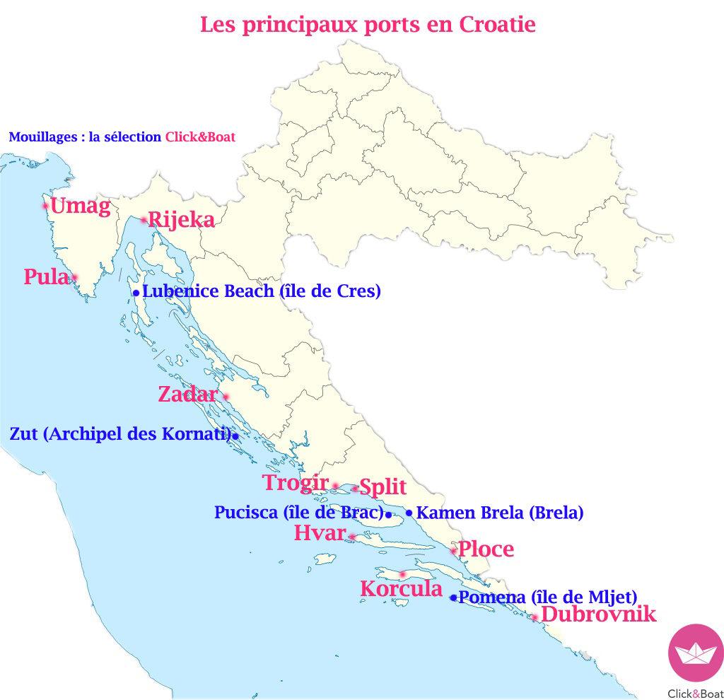 mouillage adriatique