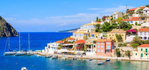 navigation grece