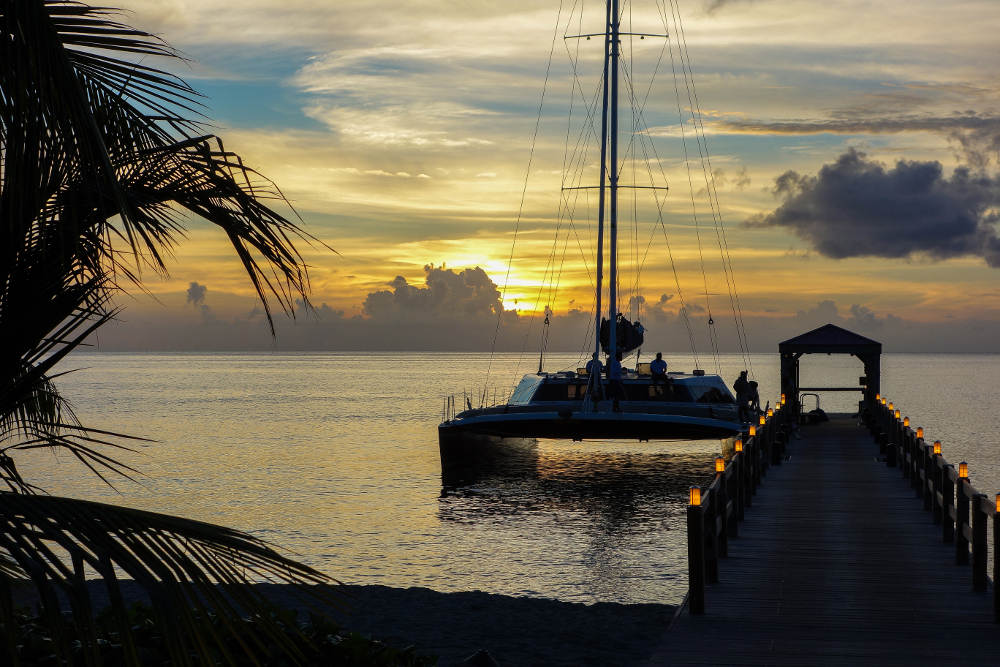 location catamaran Martinique