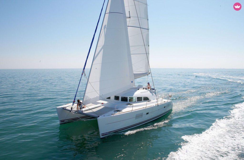 Lagoon 380 Corse