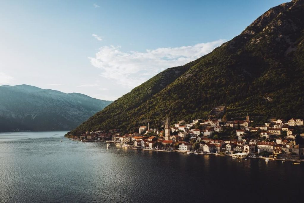 location bateau Montenegro