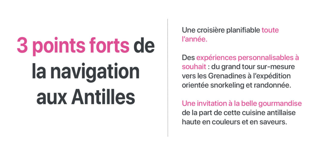 navigation antilles