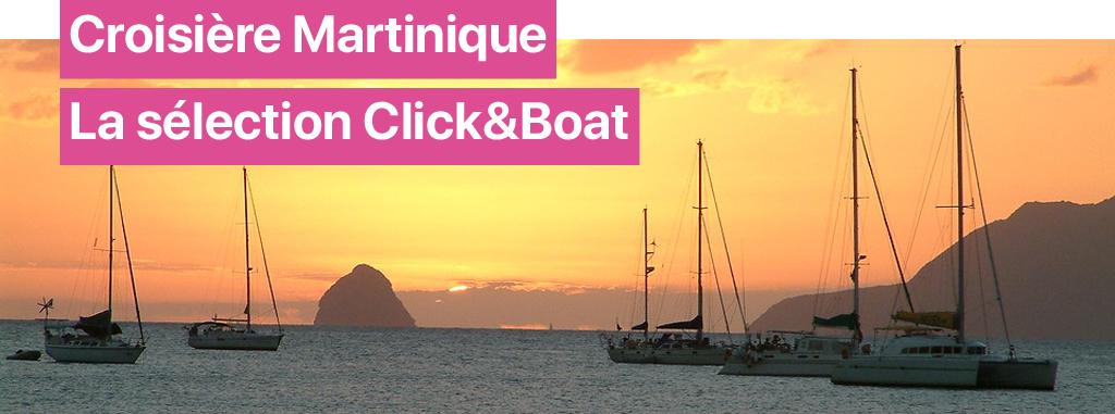 croisiere martinique click and boat