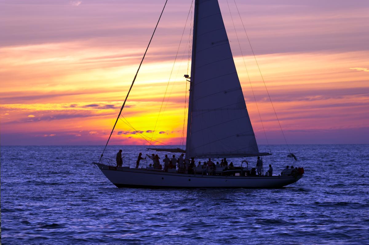 soiree bateau
