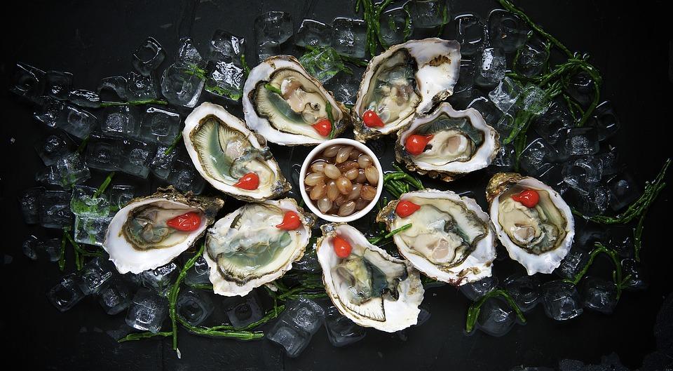 fruits de mer bateau cuisine