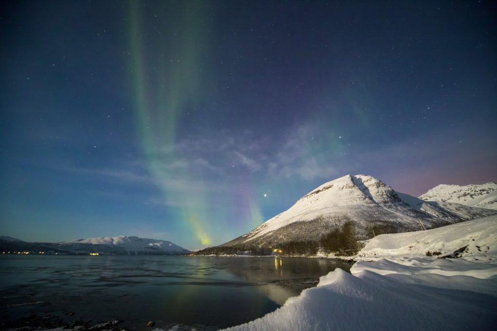 aurores boreales norvege