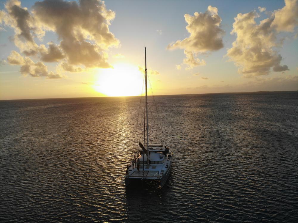 location bateau polynesie francaise