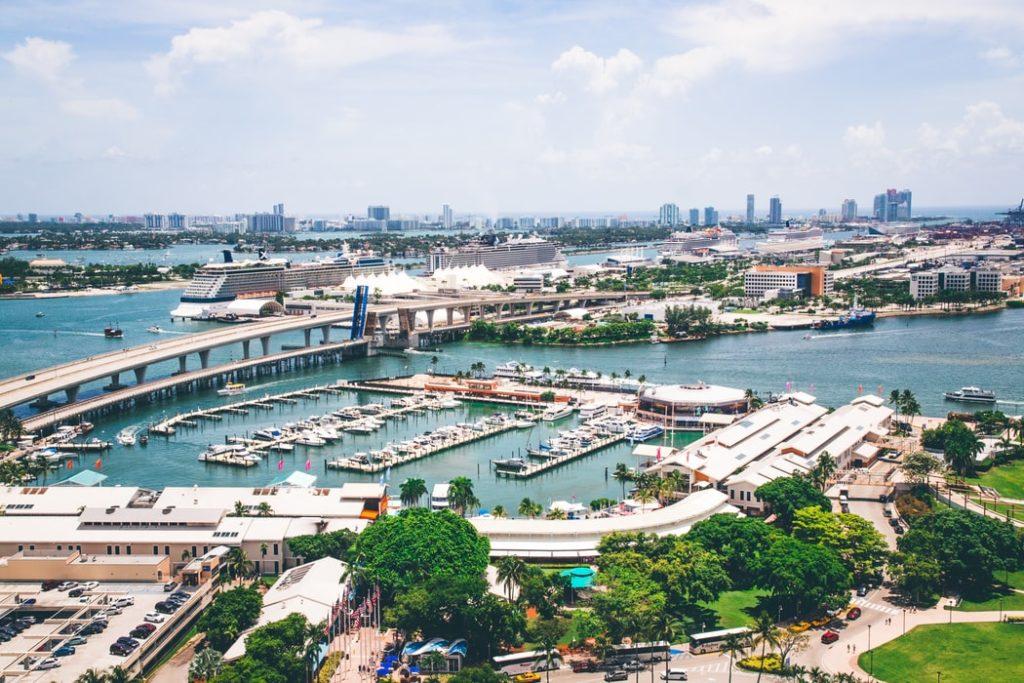Location bateau Miami