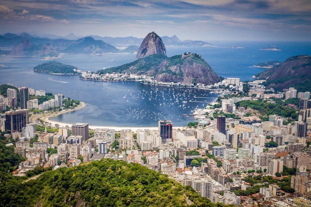 Location bateau Rio