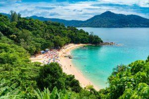 Croisière Thailande