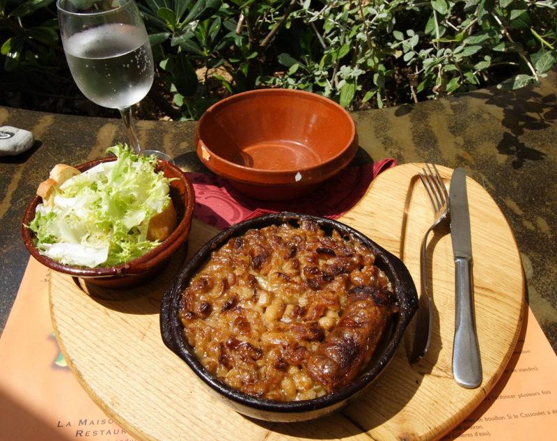 cassoulet gastronomie canal du midi