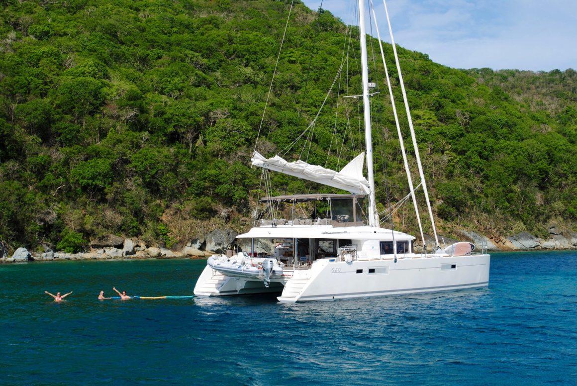 location bateau Grenadines