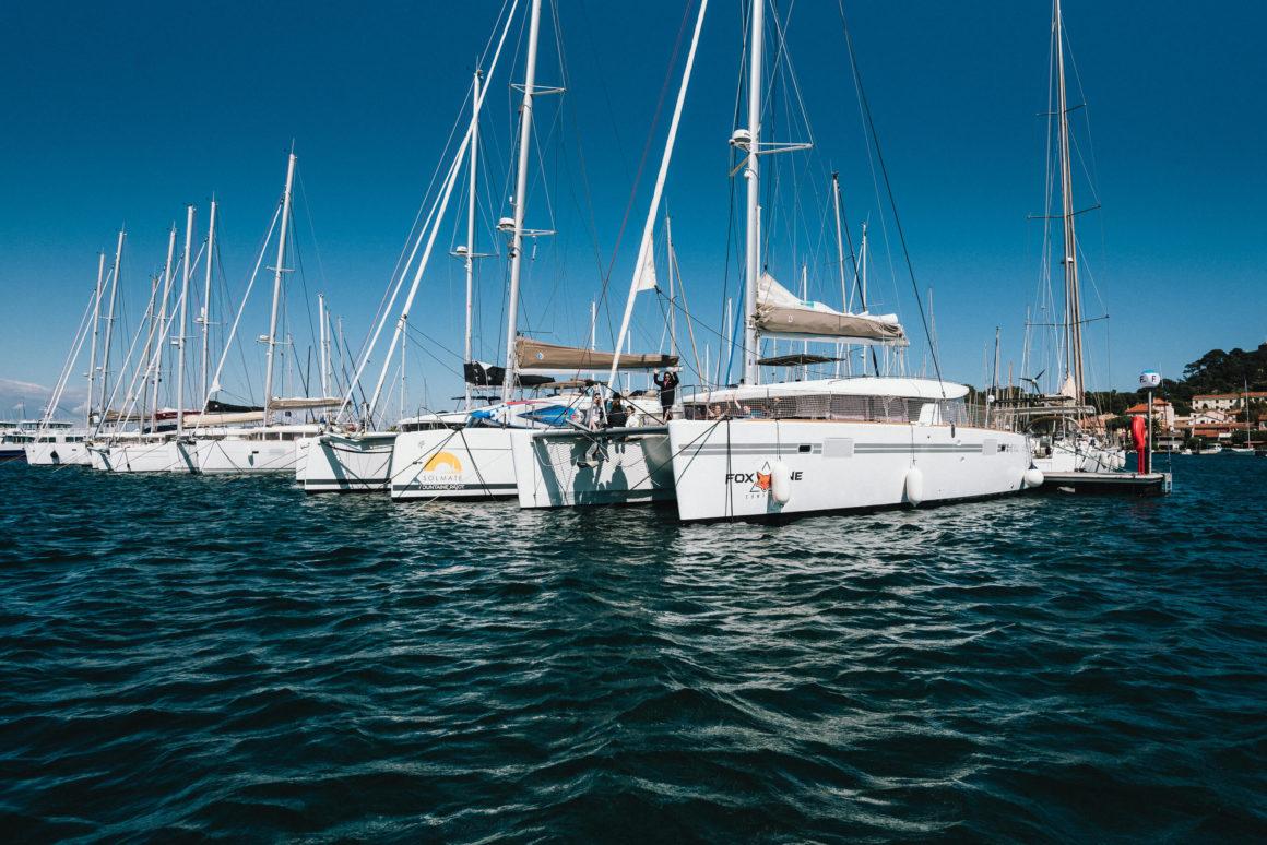stage catamaran