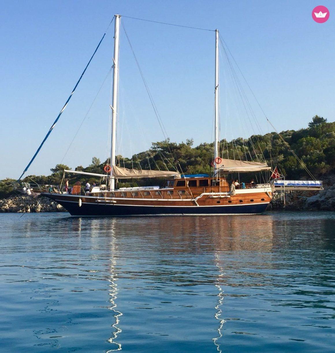 Location goélette Turquie
