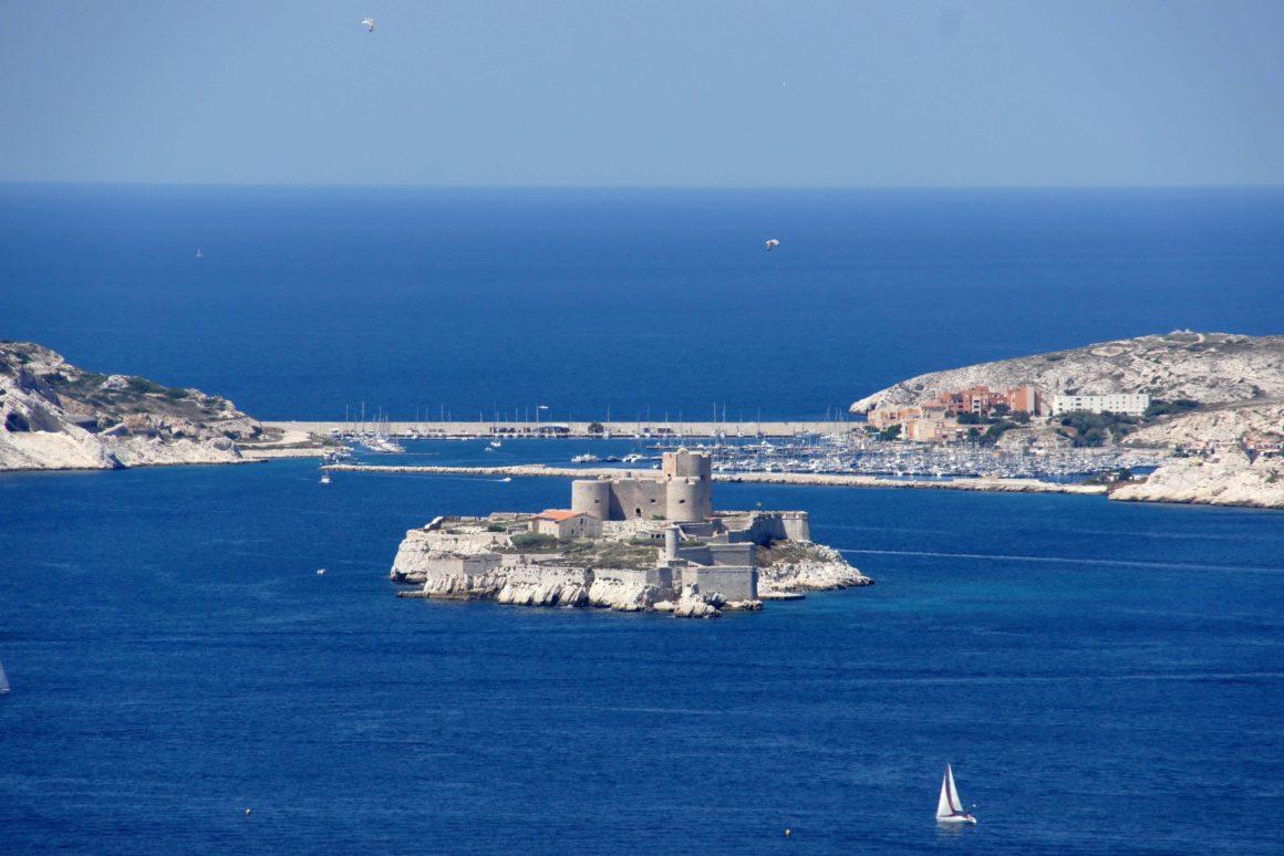 Les îles de Marseille