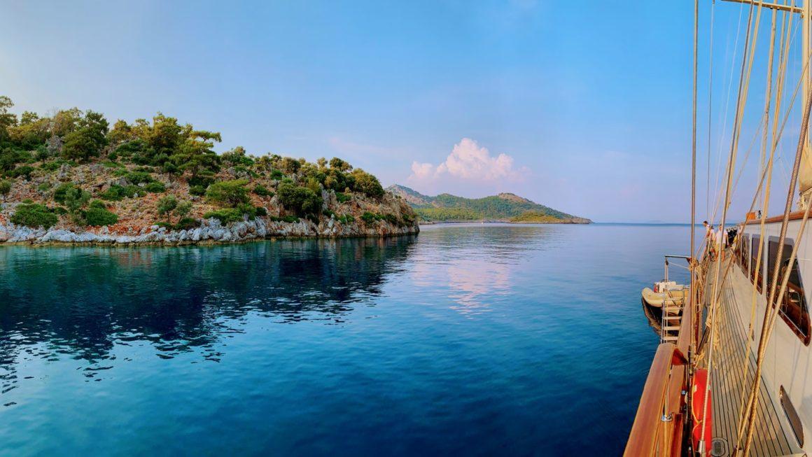 Location bateau Turquie