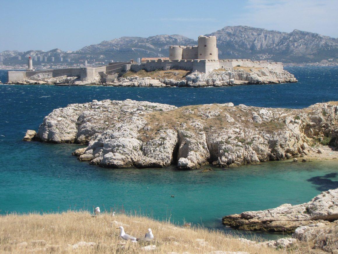Île du Frioul Marseille