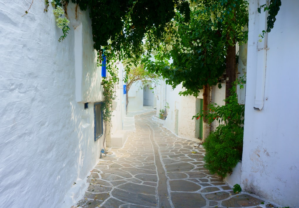 Visiter Paros