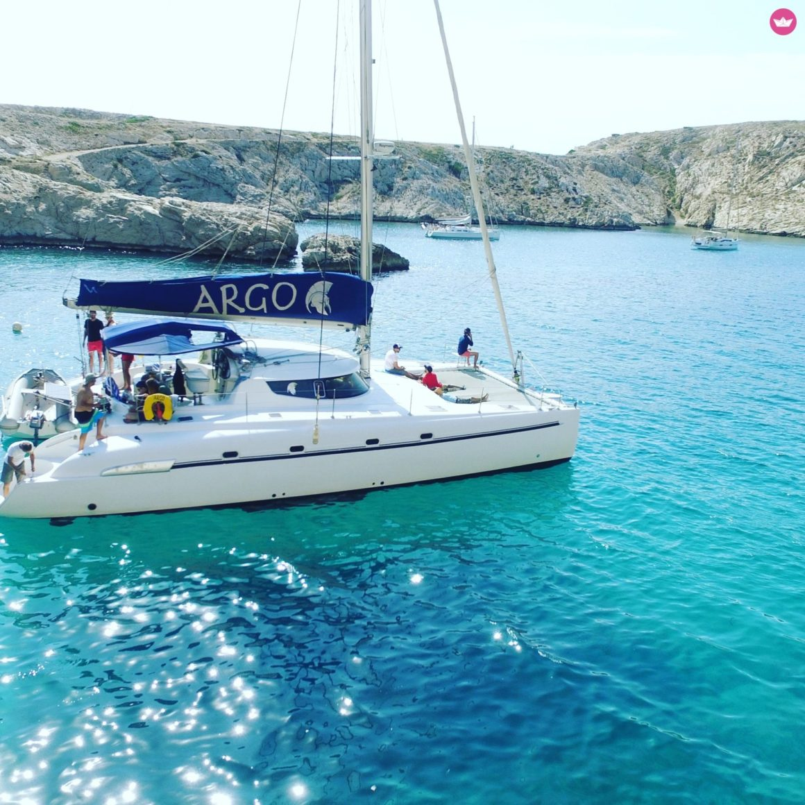 Faire du catamaran à Marseille