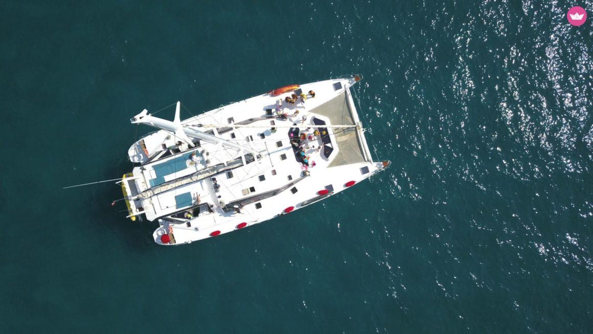 Catamaran Saint-Raphael