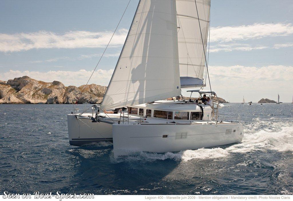 Naviguer en Lagoon 400 S2