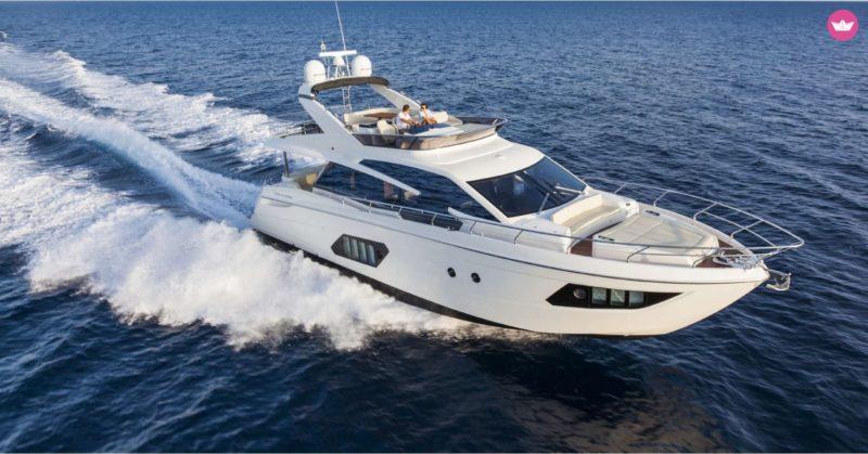 Vacances en yacht