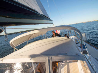 Entretenir les tissus de votre bateau