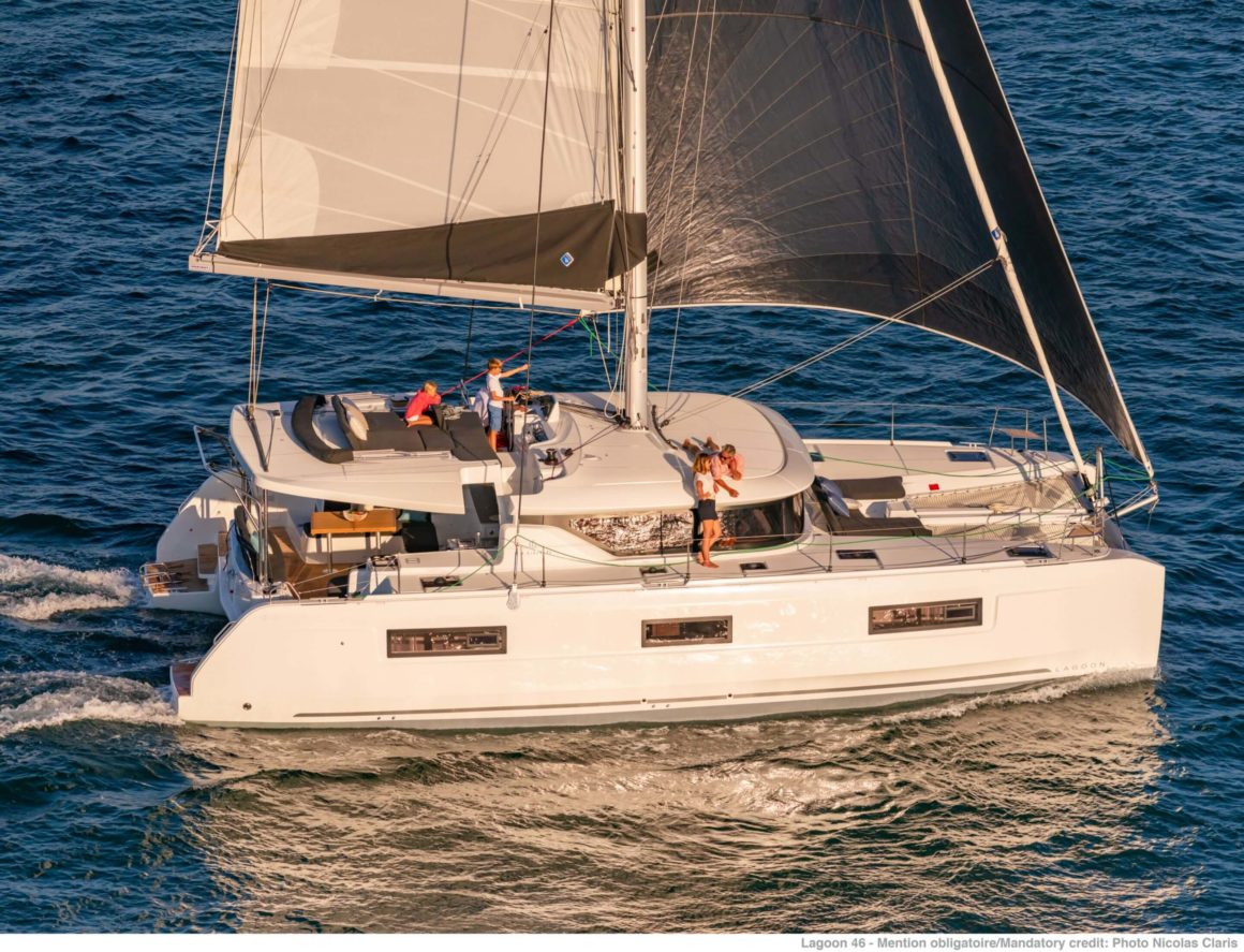 Voyage en catamaran en famille