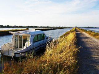 louer un bateau sans permis sur le Canal du Midi