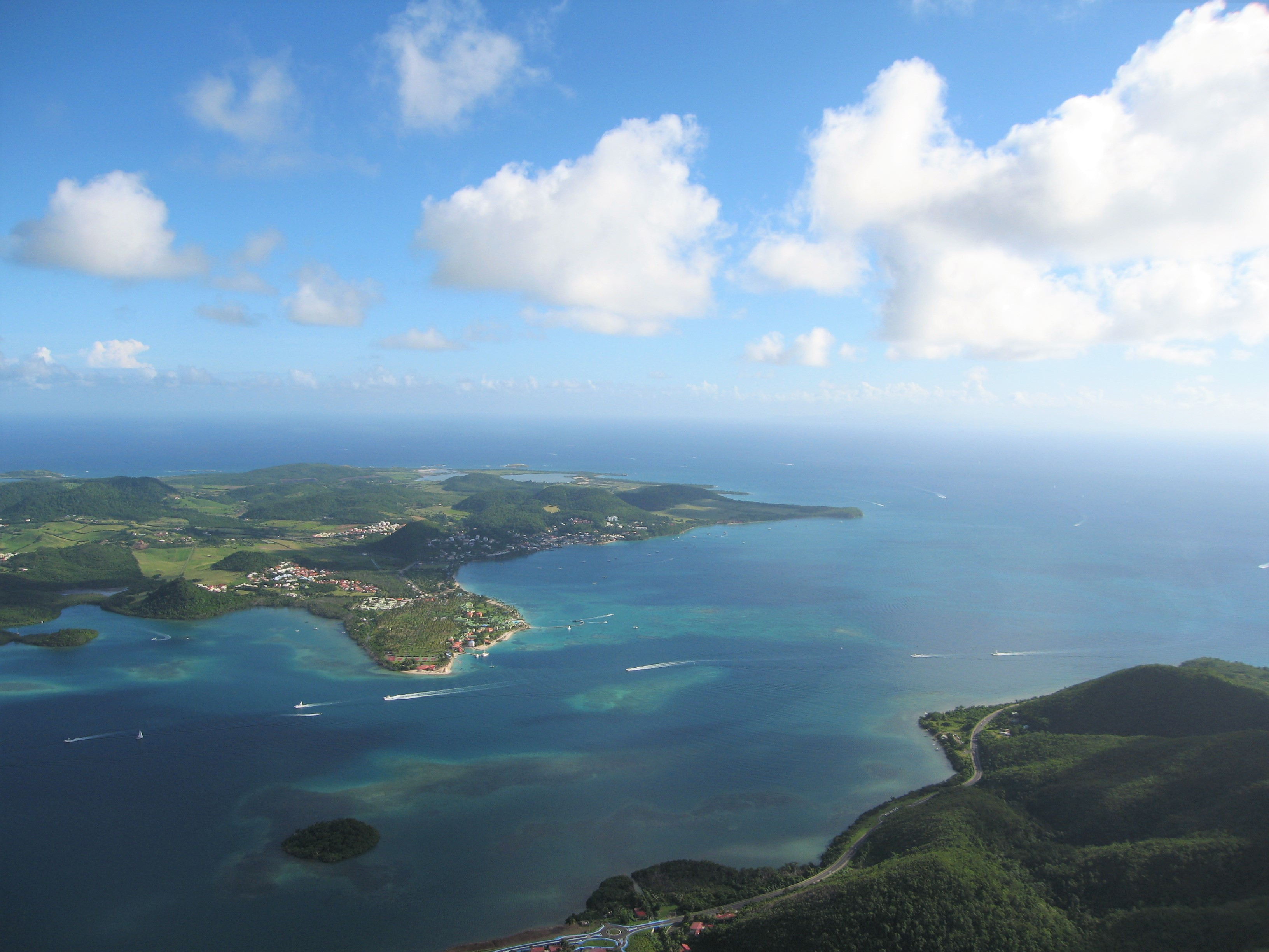 organiser séjour Martinique