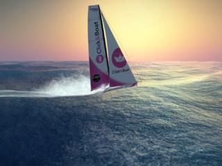 vendée globe sur virtual regatta
