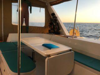refit cockpit bateau