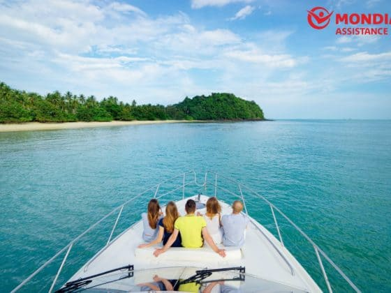 assurance covid location de bateau